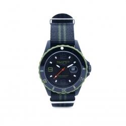 Orologio La Courageuse verde scuro - Skimp