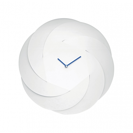 Infinity Clock, Orologio Bianco - Alessi