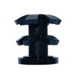 Tappo flessibile TP FLEX 22/17 per gambe in metallo -C.A.L.F.