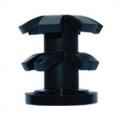 Tappo flessibile TP FLEX 25/20 per gambe in metallo - Genius