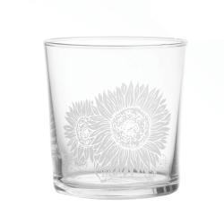 Babila, Bicchiere girasoli Cl. 35 - La Porcellana Bianca