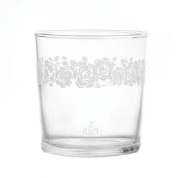 Babila, Bicchiere rose Cl. 35 - La Porcellana Bianca