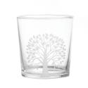 Babila, Bicchiere albero Cl. 35 - La Porcellana Bianca