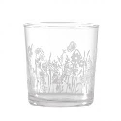 Babila, Bicchiere prato Cl. 35 - La Porcellana Bianca