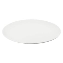 Convivio, Vassoio rotondo coupe Cm. 47 - La Porcellana Bianca