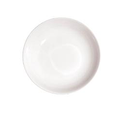 Corte, Piatto fondo coupe Cm. 19 - La Porcellana Bianca