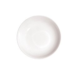 Corte, Piatto frutta coupe Cm. 20 - La Porcellana Bianca