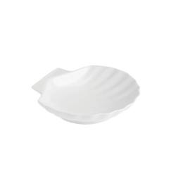Elba, Conchiglia Cm. 12 - La Porcellana Bianca