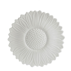 Leopoldina, Umidificatore margherita diam Cm. 16 - La Porcellana Bianca