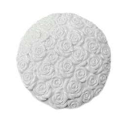 Leopoldina, Umidificatore roselline Cm. 16 - La Porcellana Bianca