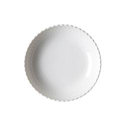 Momenti, Piatto fondo Cm. 20 h. 4,5 - La Porcellana Bianca