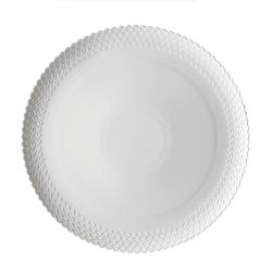 Momenti, Piatto torta Cm. 34 - La Porcellana Bianca