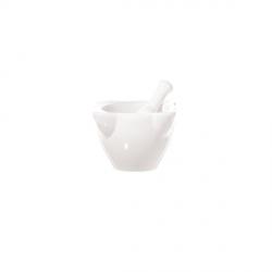 Preparazione, Mortaio classico con pestello Cm. 15 - La Porcellana Bianca