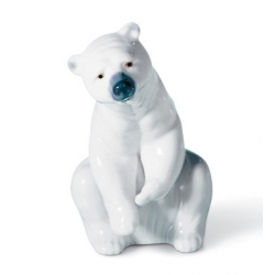 Orso bianco - Lladrò