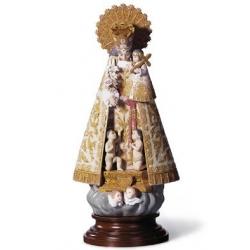 Vergine degli abbandonati - Lladrò