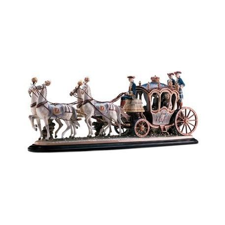 Carrozza del xviii secolo - Lladrò