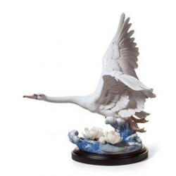 Gran cisne - Lladrò