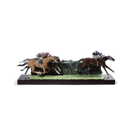 Corsa di cavalli - Lladrò