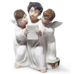 Coro di angeli - Lladrò