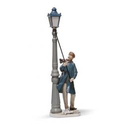 L'uomo dei lampioni - Lladrò