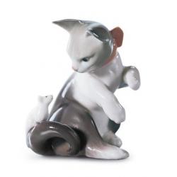 Il gatto ed il topo - Lladrò