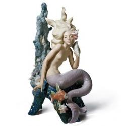Sirena romantica - Lladrò