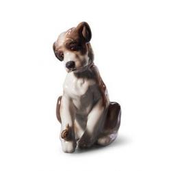 Cane con lumaca - Lladrò