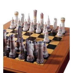 Scacchi (cassa scacchiera inclusa) - Lladrò
