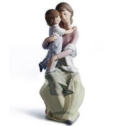In braccio alla mamma - Lladrò