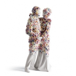 Amore iii (fiori) - Lladrò