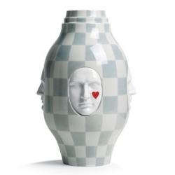 Conversation vase i - Lladrò