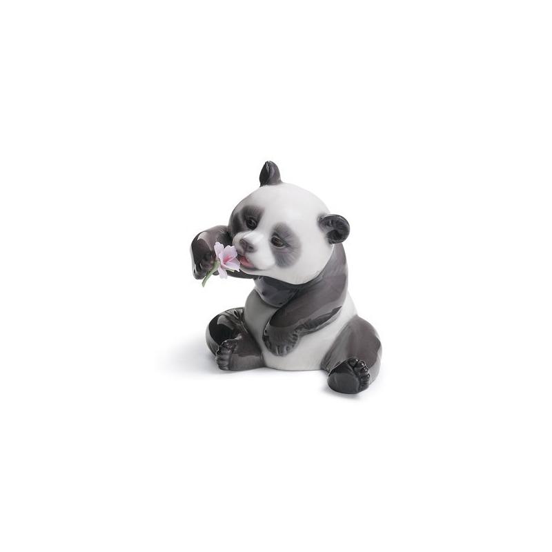 Panda felice lladr idea regalo design - Panda thun 2017 ...