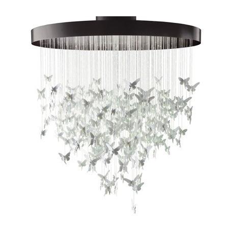 Niagara chandelier 2 metres (ce) - Lladrò