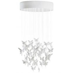 Niagara chandelier bianco - Lladrò