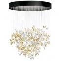 Niagara chandelier oro - Lladrò
