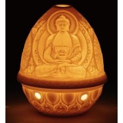 Litofania buddha - Lladrò