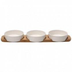 Pizza Passion Piattino salse set 4pz - Villeroy & Boch