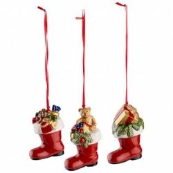 Nostalgic Ornaments Ornam. Stivale, set 3 pz. - Villeroy & Boch