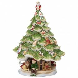 Christmas Toys Memory Albero Natale grande con bambini - Villeroy & Boch