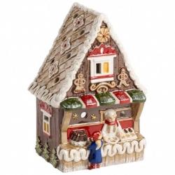 Nostalgic Christmas Market Banco del panpepato - Villeroy & Boch