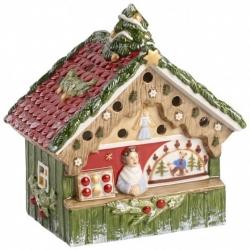 Nostalgic Christmas Market Banco decorazione - Villeroy & Boch