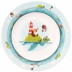 Chewy around the world Piatto p. bambini 22cm - Villeroy & Boch