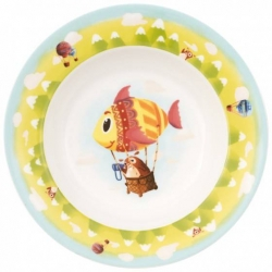 Chewy around the world Piat.fondo p.bambini - Villeroy & Boch