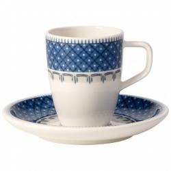 Casale Blu Tazza espresso c.p.2pezzi - Villeroy & Boch