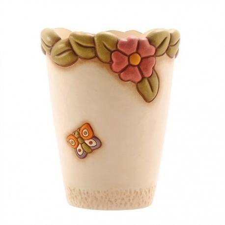 Fiori Thun.Vaso Medio Con Fiori Thun Idea Regalo Design