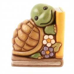 Reggilibro sinistro tartaruga - Thun