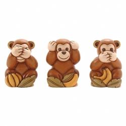 Confezione 3 scimmiette - Thun