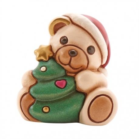 Natale Thun.Teddy Con Albero Di Natale Thun Idea Regalo Design