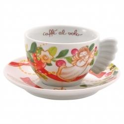 Tazza cappuccino Dolce Natale - Thun