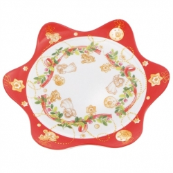 Piatto pandoro Dolce Natale - Thun